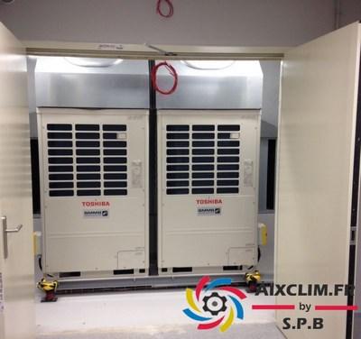 installation climatisation Aix les Milles