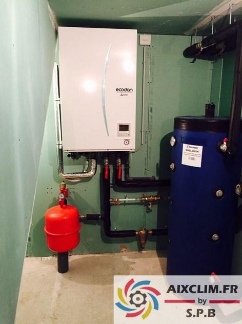 Installateur pompe à chaleur Calas