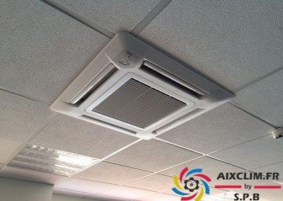 Installation climatisation à Aix la Duranne
