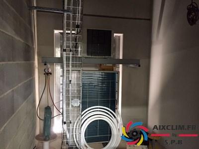 Installateur climatisation Aix la Duranne