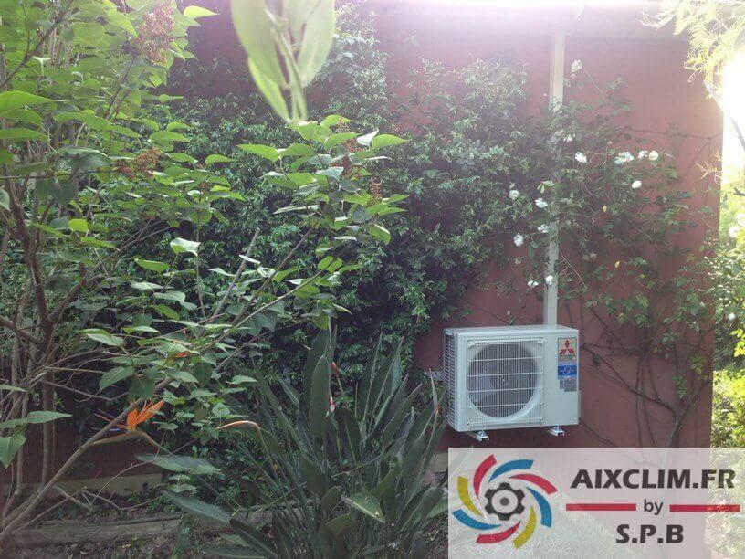Climatisation Mitsubishi Aix En Provence