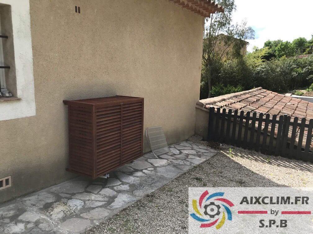 Cache Climatisation Aix En Provence