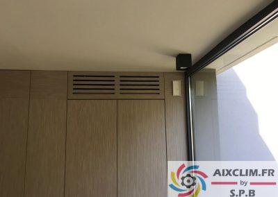 Installation climatisation à Gréasque