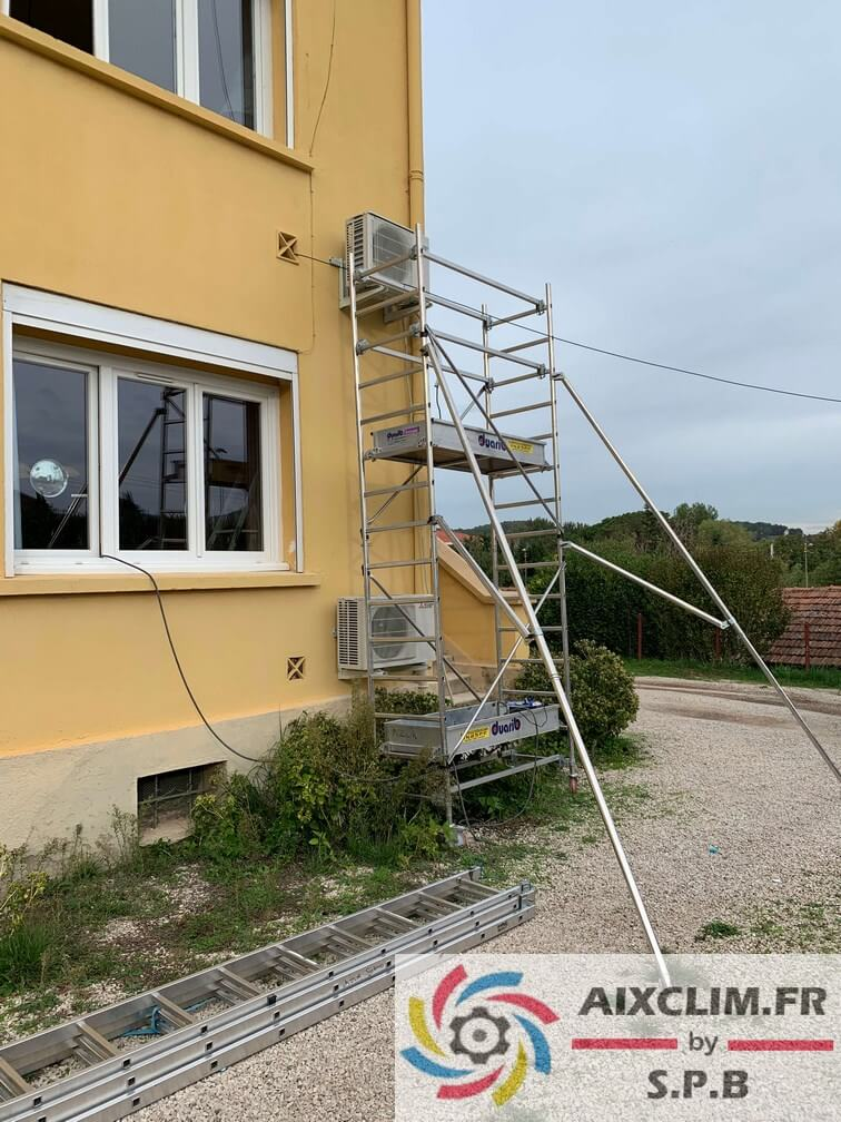 Installation Climatisation Bouc Bel Air