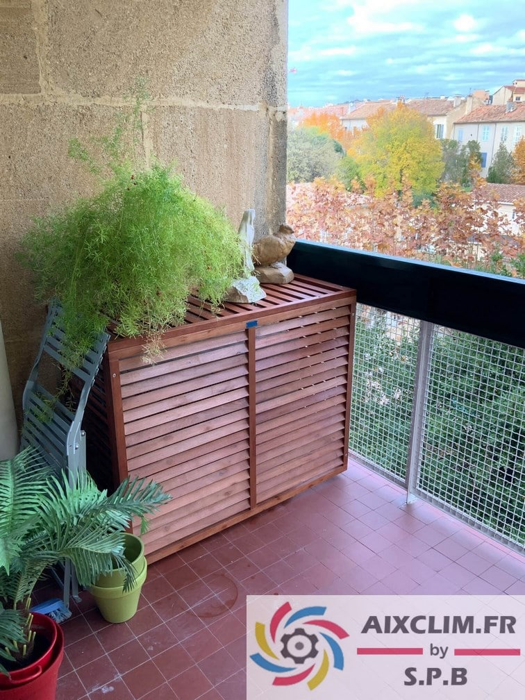 Installation Climatisation Daikin Aix en Provence