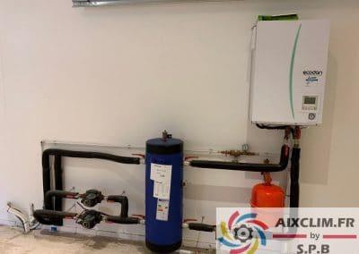 Installateur Agréé pompe à chaleur Mitsubishi à Aix en Provence