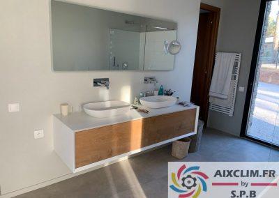 Installation salle de bain et plomberie à Aix en Provence