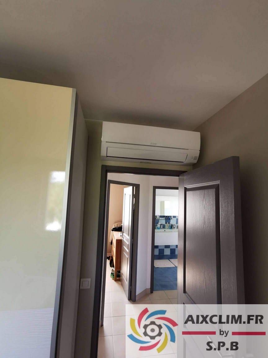 Installateur climatisation à Fuveau