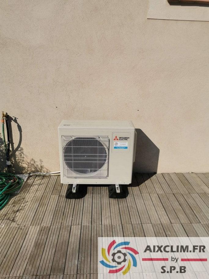 Installation Climatisation Fuveau