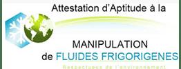 SPB climatisation Aix en Provence certifié manipulation fluide frigorigène