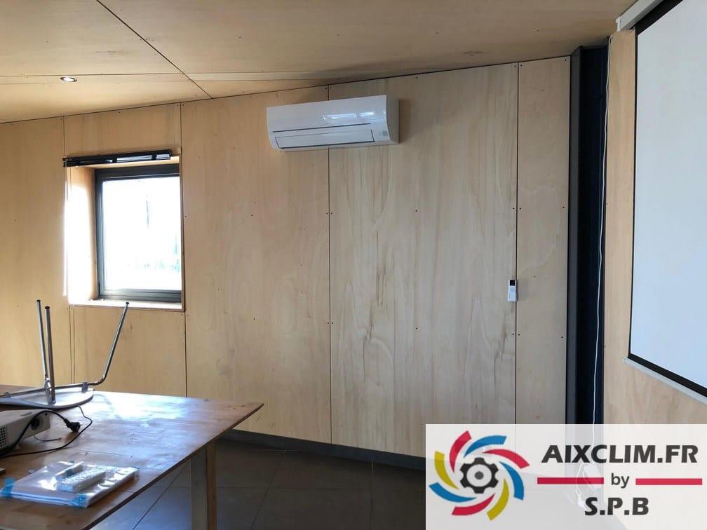 Installation Climatisation Rousset 13790 (1)